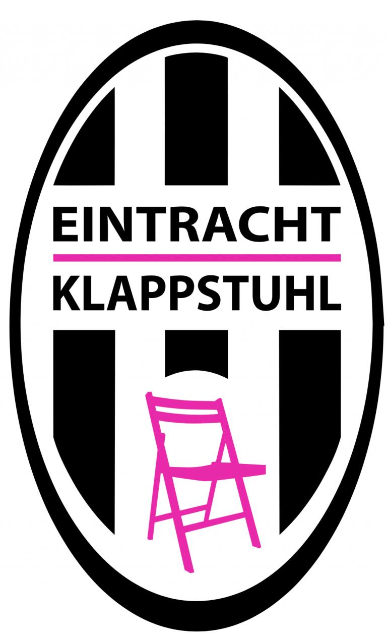Eintracht Klappstuhl e.V. mit neuen offiziellen Logo