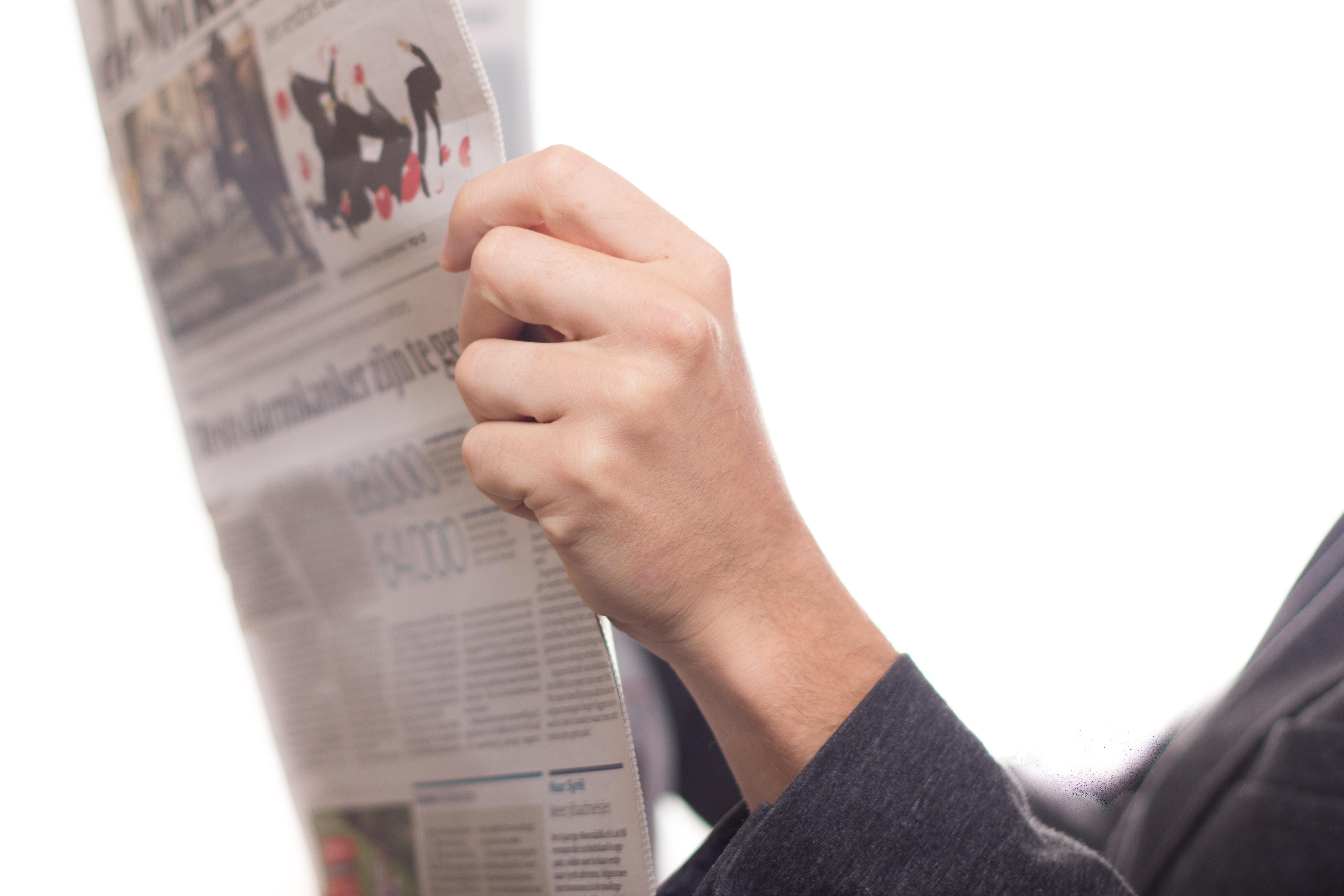 Spendenübergabe 2018 Zeitungsberichte